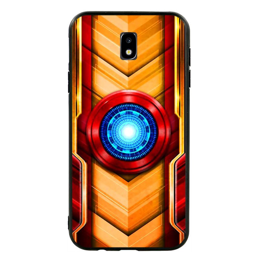 Ốp lưng nhựa cứng viền dẻo TPU cho điện thoại Samsung Galaxy J7 Pro 01