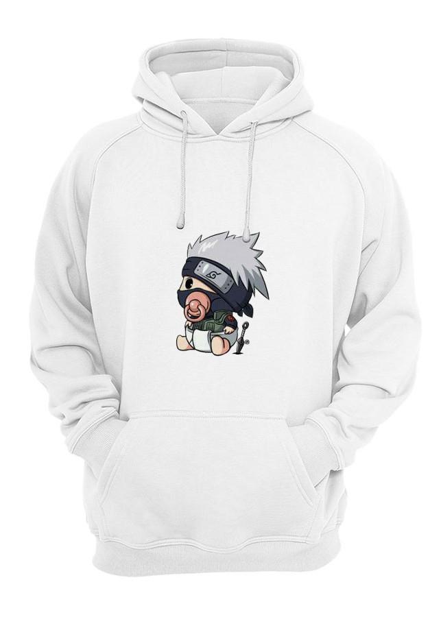 Áo Hoodie Baby Kakashi Naruto
