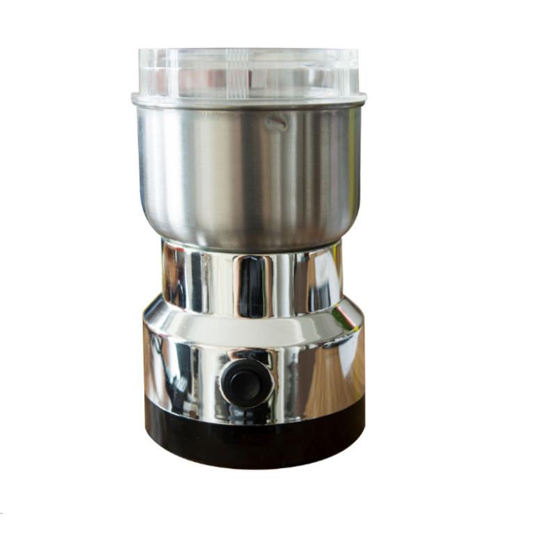 Máy xay tiêu xay cà phê mini đa năng NIMA NM-8300 150W (Bạc) - 777218 , 3589782184711 , 62_11328565 , 450000 , May-xay-tieu-xay-ca-phe-mini-da-nang-NIMA-NM-8300-150W-Bac-62_11328565 , tiki.vn , Máy xay tiêu xay cà phê mini đa năng NIMA NM-8300 150W (Bạc)