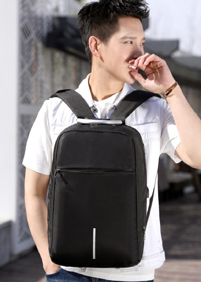 Balo laptop nam nữ thời trang công nghệ có cổng USB, phản quang và mã khóa - 2164340 , 8853258566628 , 62_13858120 , 1800000 , Balo-laptop-nam-nu-thoi-trang-cong-nghe-co-cong-USB-phan-quang-va-ma-khoa-62_13858120 , tiki.vn , Balo laptop nam nữ thời trang công nghệ có cổng USB, phản quang và mã khóa