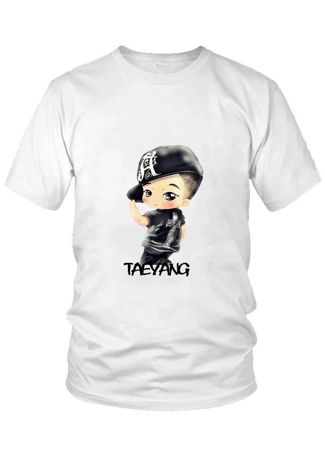 Áo thun nam thời trang cao cấp Taeyang Chibi nhóm BigBang  M7 - 2298162 , 9967339824954 , 62_14776332 , 199000 , Ao-thun-nam-thoi-trang-cao-cap-Taeyang-Chibi-nhom-BigBang-M7-62_14776332 , tiki.vn , Áo thun nam thời trang cao cấp Taeyang Chibi nhóm BigBang  M7