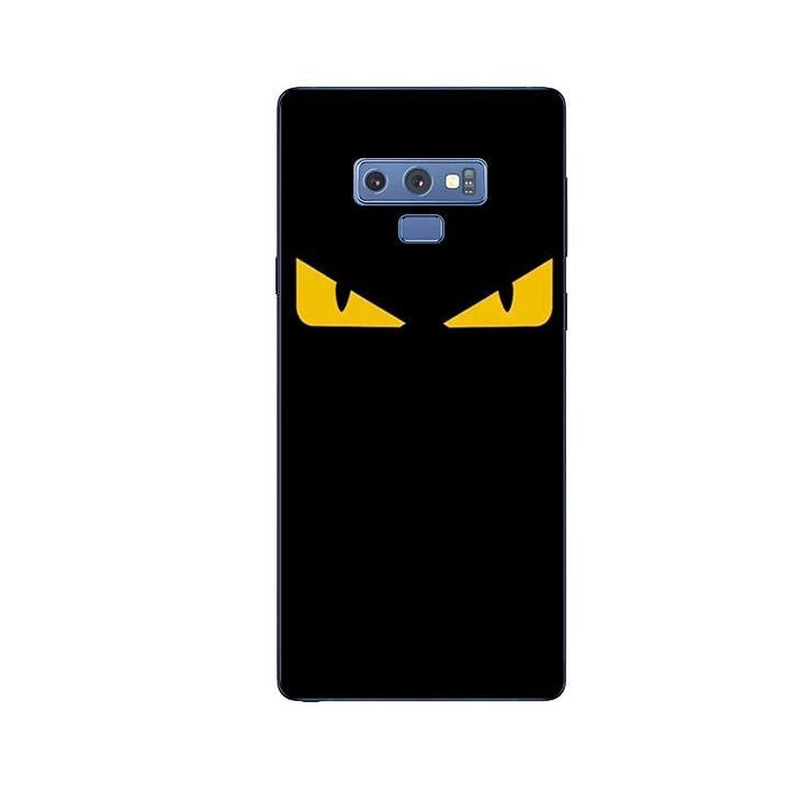 Ốp Lưng Dẻo Cho Điện thoại Samsung Galaxy Note 9 - Monster 02