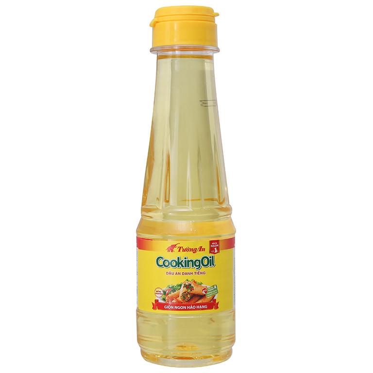 Dầu Thực Vật Tường An Cooking Oil 250ml