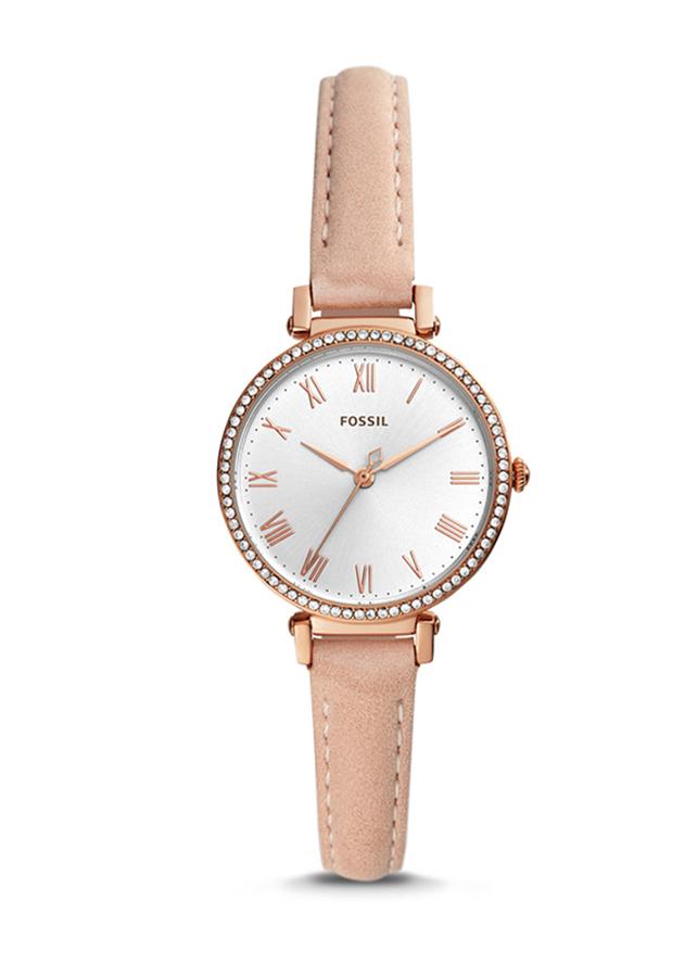 Đồng hồ Nữ  Dây da FOSSIL ES4445