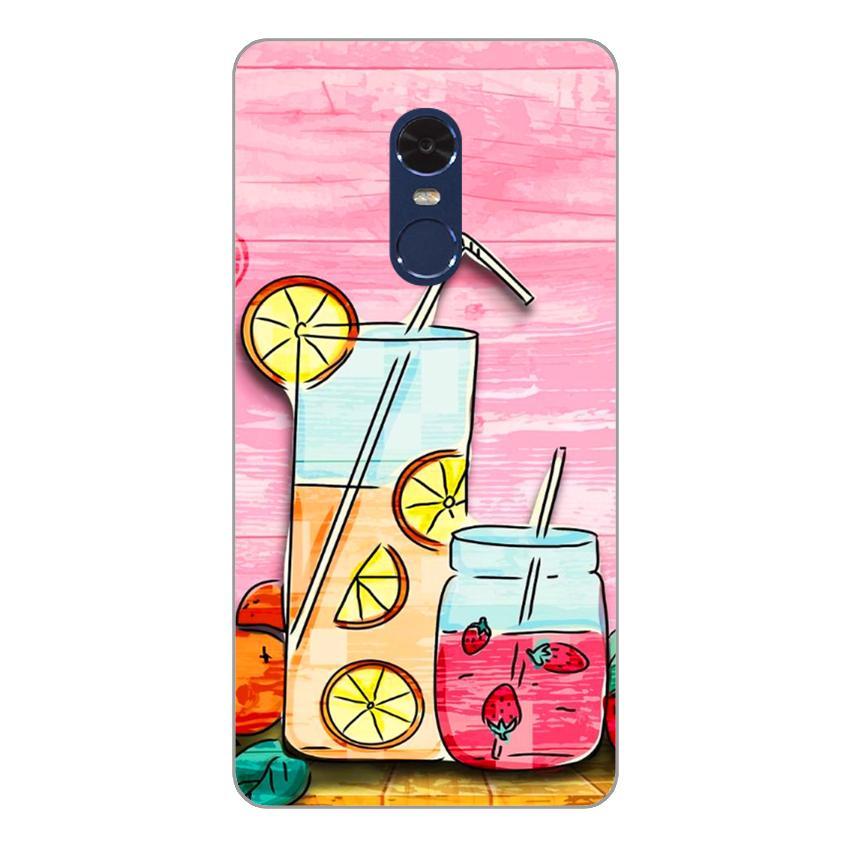 Ốp lưng dẻo cho Xiaomi Redmi Note 4 _Cocktail