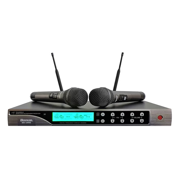 Micro Không Dây Bonus Audio MB-1000S - Hàng Chính Hãng