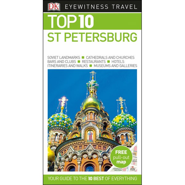 DK Eyewitness Top 10 St Petersburg - 962413 , 4124916790131 , 62_2252937 , 264000 , DK-Eyewitness-Top-10-St-Petersburg-62_2252937 , tiki.vn , DK Eyewitness Top 10 St Petersburg