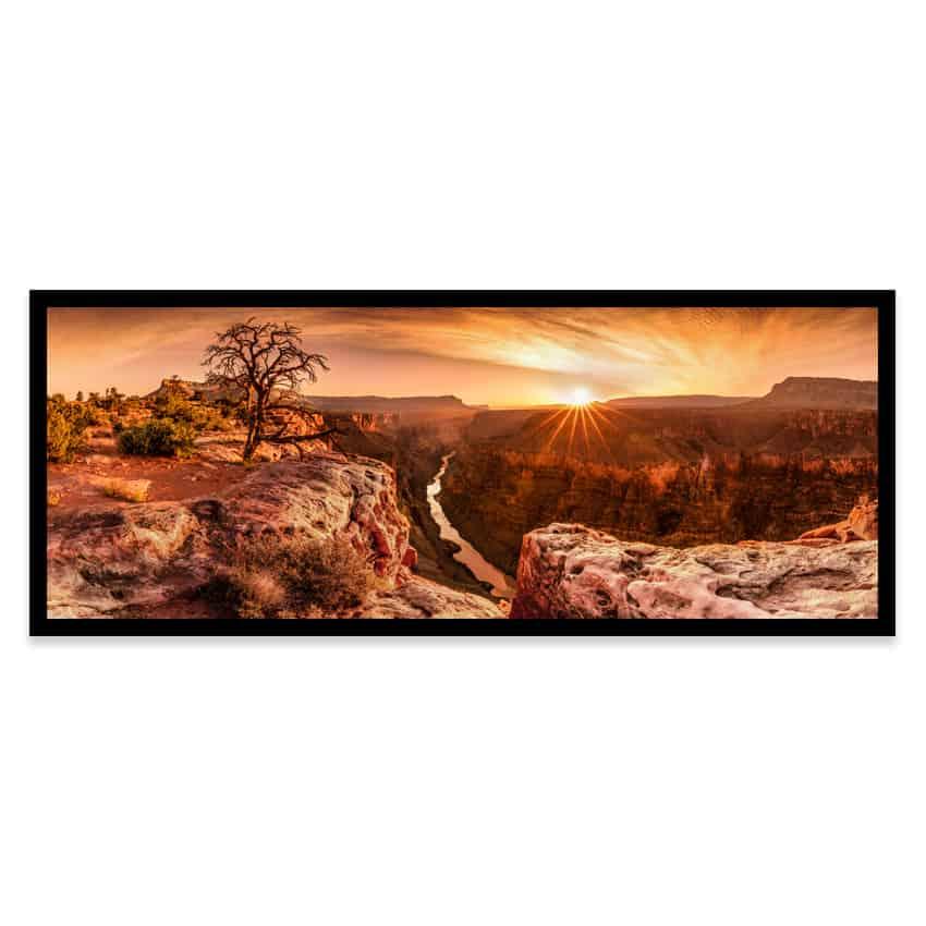 Tranh trang trí in PP Grand Canyon
