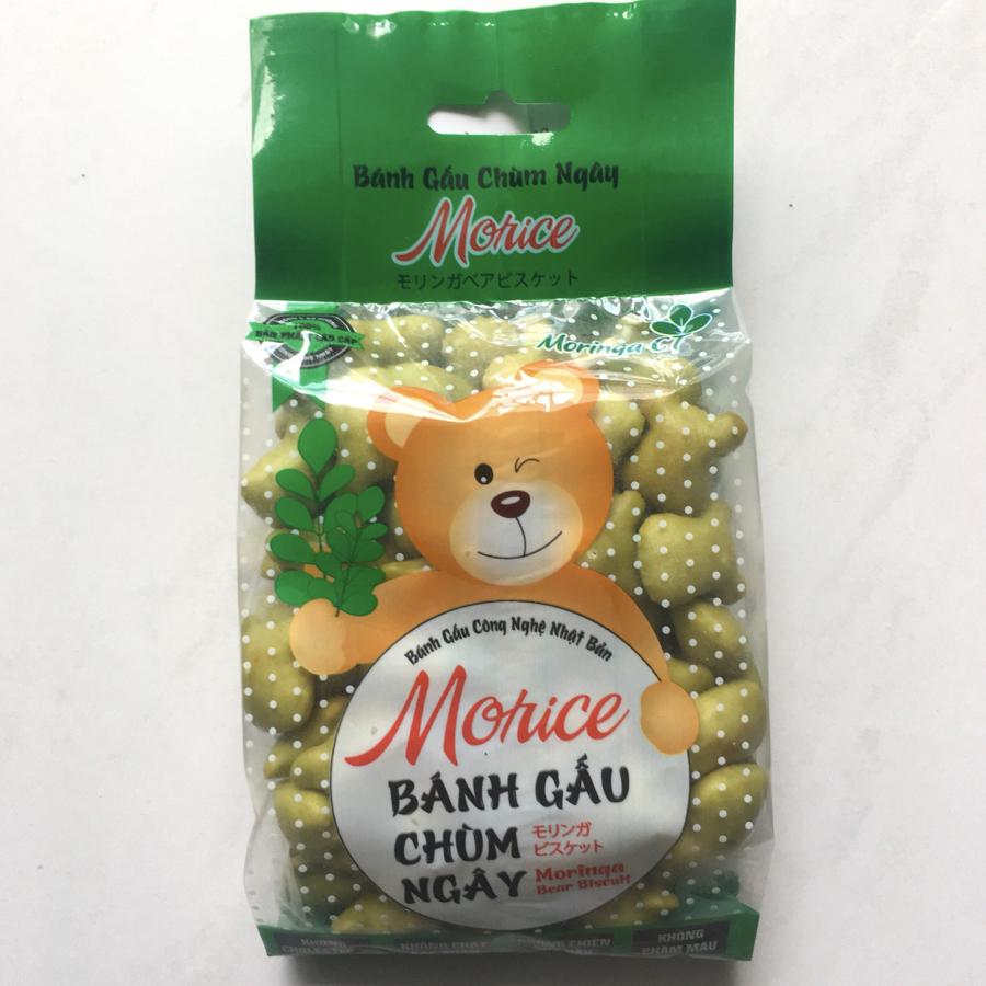 Bánh gấu chùm ngây (nhân kem) Morice - Thơm ngon bổ dưỡng (200g) - 9592518 , 3135168125528 , 62_17027925 , 30000 , Banh-gau-chum-ngay-nhan-kem-Morice-Thom-ngon-bo-duong-200g-62_17027925 , tiki.vn , Bánh gấu chùm ngây (nhân kem) Morice - Thơm ngon bổ dưỡng (200g)