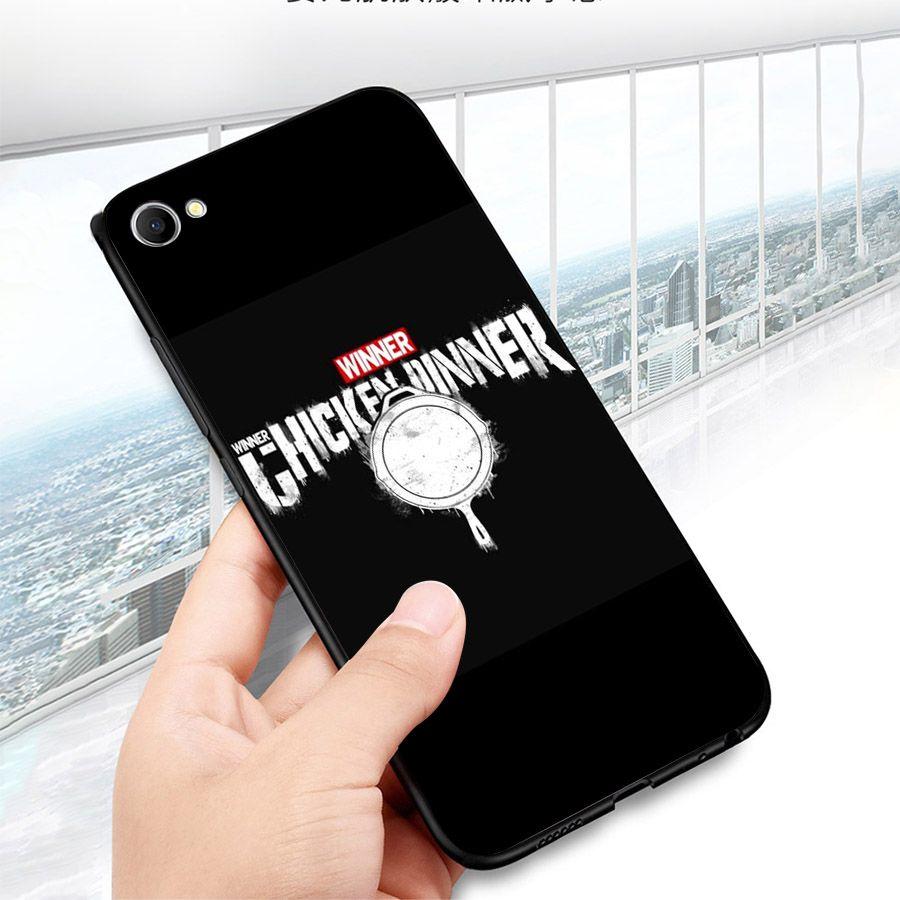 Ốp lưng cứng viền dẻo dành cho điện thoại Oppo F1S/A59 - pubg mobile di động MS PUBG049-Hàng Chính Hãng Cao Cấp