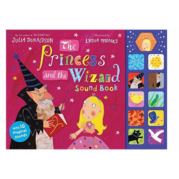 The Princess and the Wizard Sound Book