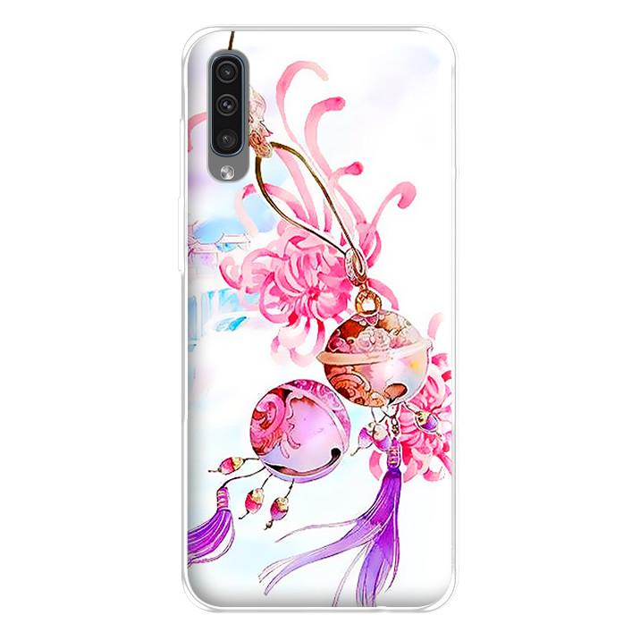 Ốp lưng dẻo cho điện thoại Samsung Galaxy A50 - 224 0097 CHUONGGIO02