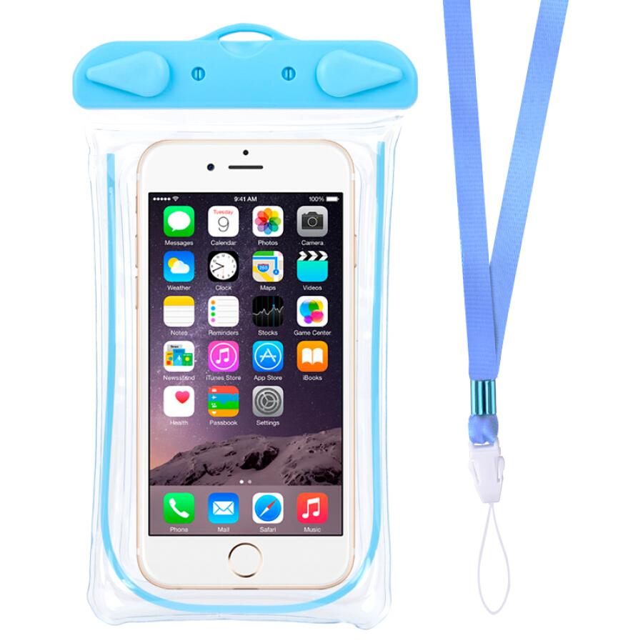 Túi Đựng Điện Thoại Chống Nước Cho Iphone 6s / plus / 5s / millet / Samsung / Huawei 5.7 Inch