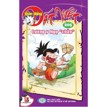 Thần Đồng Đất Việt - Lương Y Ngọ Chằn - Tập 205