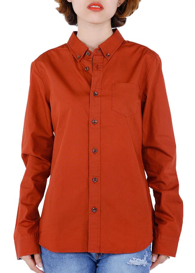 Áo Sơ Mi Nữ Hàn Quốc Orange Factory UBT3WC3003