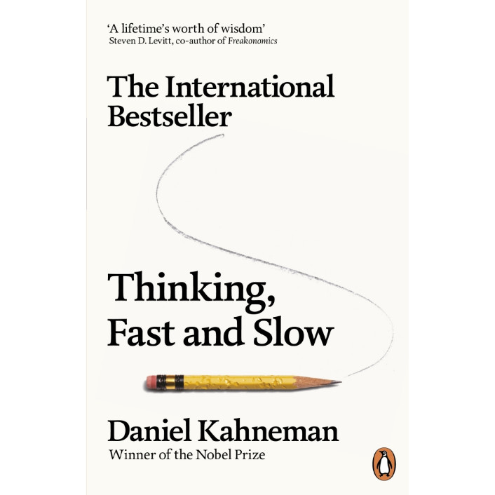 Thinking, Fast and Slow - 1978686 , 9780141033570 , 62_288322 , 363000 , Thinking-Fast-and-Slow-62_288322 , tiki.vn , Thinking, Fast and Slow