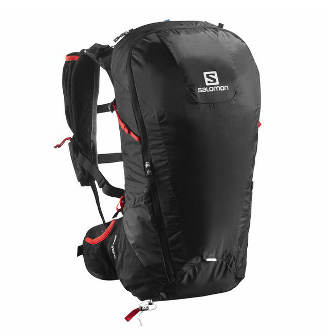 Balo Trekking Peak 30 Salomon L37997100 - Đen (Free Size)