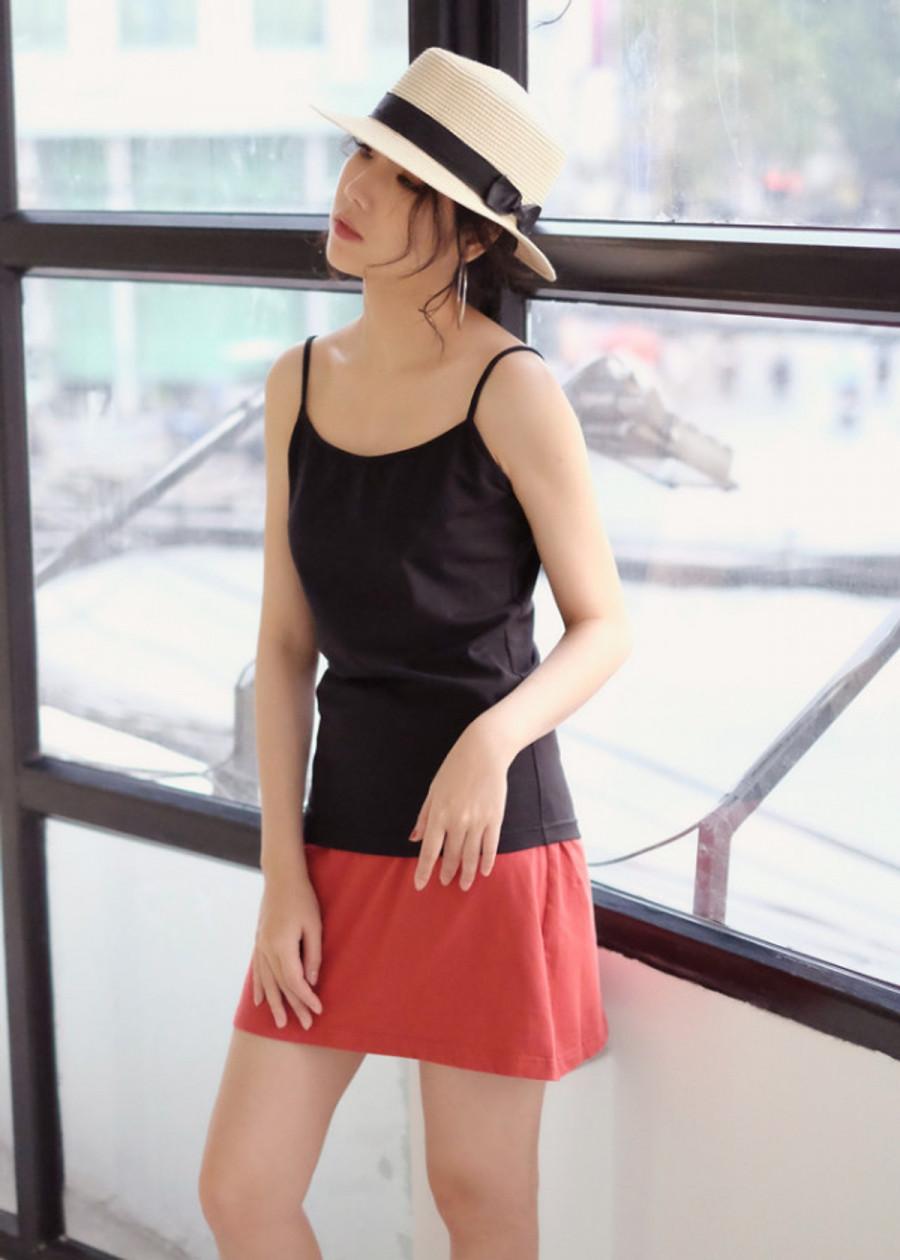 Áo 2 dây cotton thời trang