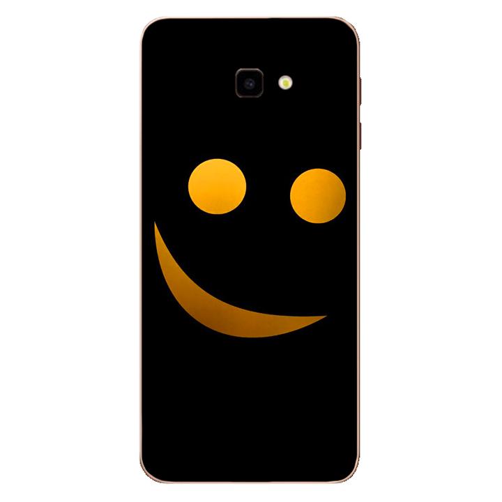 Ốp lưng dẻo cho điện thoại Samsung Galaxy J4 PLus_Smile 03