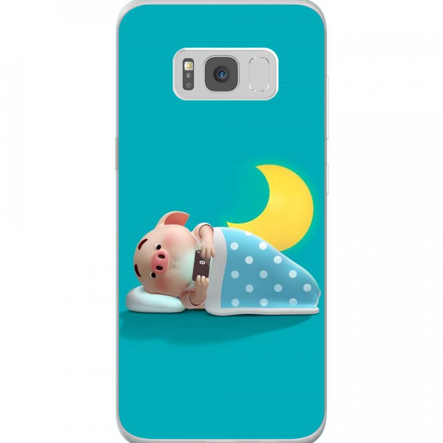 Ốp Lưng Cho Điện Thoại Samsung Galaxy S8 Plus - Mẫu aheocon 96