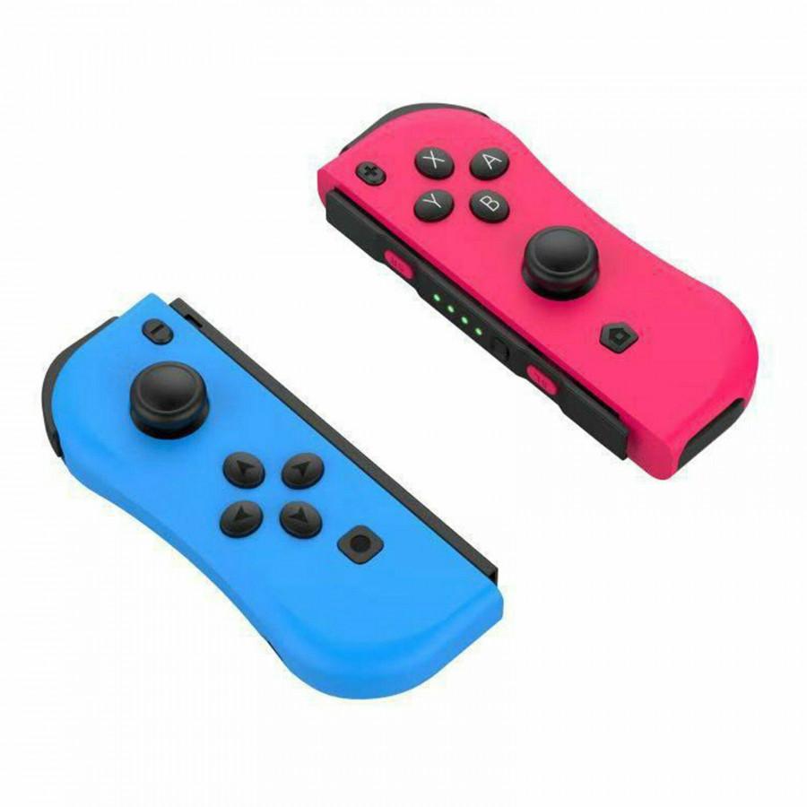 Tay Cầm Chơi Game Không Dây Kết Nối Bluetooth Cho Máy Nintendo Switch (2 Cái) - 18488636 , 8656240183571 , 62_16624386 , 1764000 , Tay-Cam-Choi-Game-Khong-Day-Ket-Noi-Bluetooth-Cho-May-Nintendo-Switch-2-Cai-62_16624386 , tiki.vn , Tay Cầm Chơi Game Không Dây Kết Nối Bluetooth Cho Máy Nintendo Switch (2 Cái)