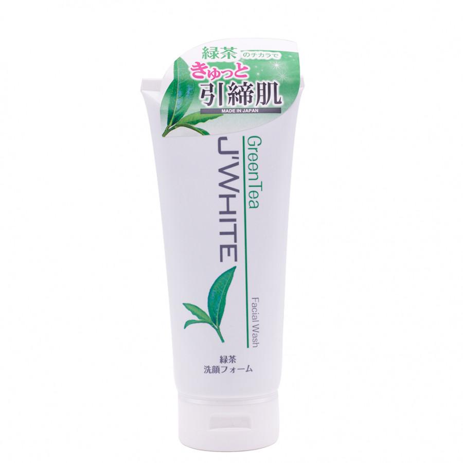 Sữa rửa mặt trị mụn, trắng sáng da, sạch nhờn Nhật Bản cao cấp Trà Xanh J'White Green Tea (160ml) – Hàng chính... - 1291306 , 1059673085554 , 62_13860794 , 650000 , Sua-rua-mat-tri-mun-trang-sang-da-sach-nhon-Nhat-Ban-cao-cap-Tra-Xanh-JWhite-Green-Tea-160ml-Hang-chinh...-62_13860794 , tiki.vn , Sữa rửa mặt trị mụn, trắng sáng da, sạch nhờn Nhật Bản cao cấp Trà Xan