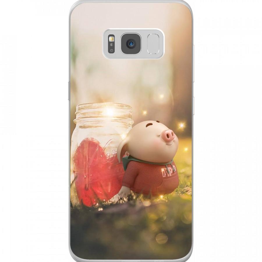 Ốp Lưng Cho Điện Thoại Samsung Galaxy S8 Plus - Mẫu aheocon 79