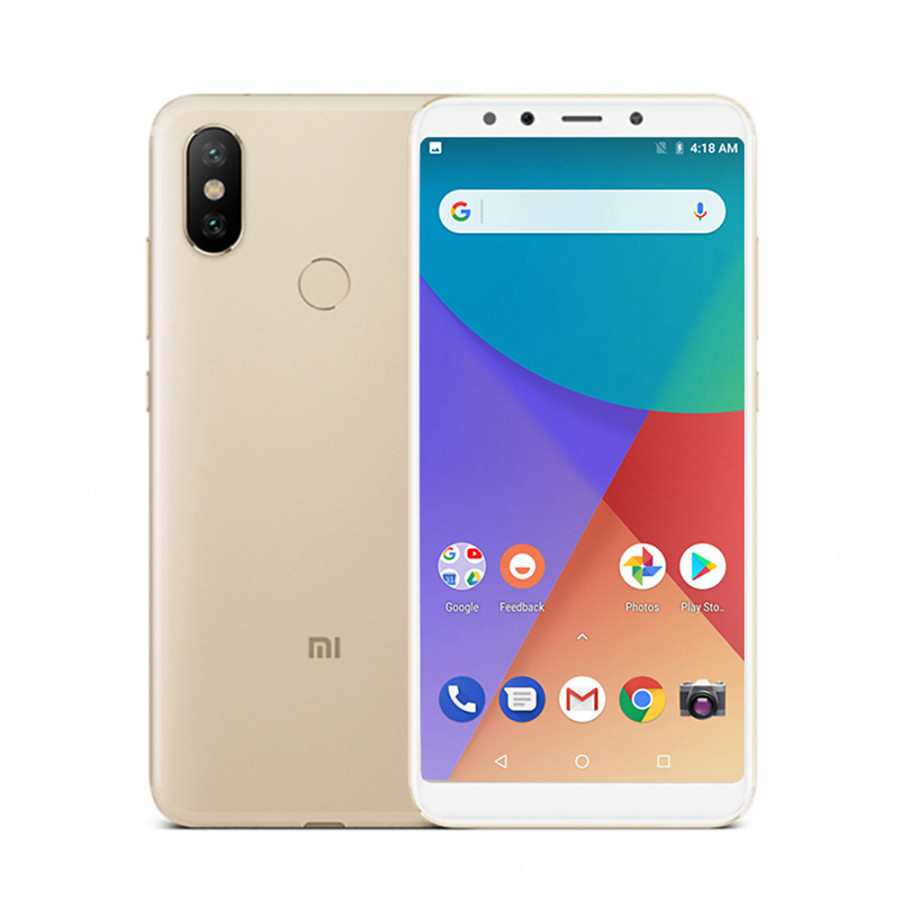 Global Version Xiaomi A2 Mobile Phone 5.99inch FHD+ Display 4GB+32GB Snapdragon 660 Android One OS 20MP AI Cameras - 2353239 , 9958973373762 , 62_15351960 , 6227000 , Global-Version-Xiaomi-A2-Mobile-Phone-5.99inch-FHD-Display-4GB32GB-Snapdragon-660-Android-One-OS-20MP-AI-Cameras-62_15351960 , tiki.vn , Global Version Xiaomi A2 Mobile Phone 5.99inch FHD+ Display 4GB