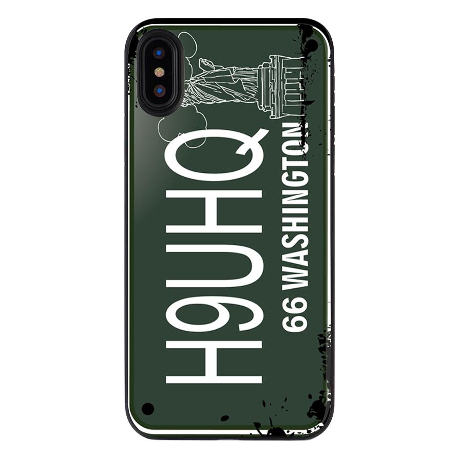 Ốp Lưng Dẻo Dành Cho Iphone X - SP21