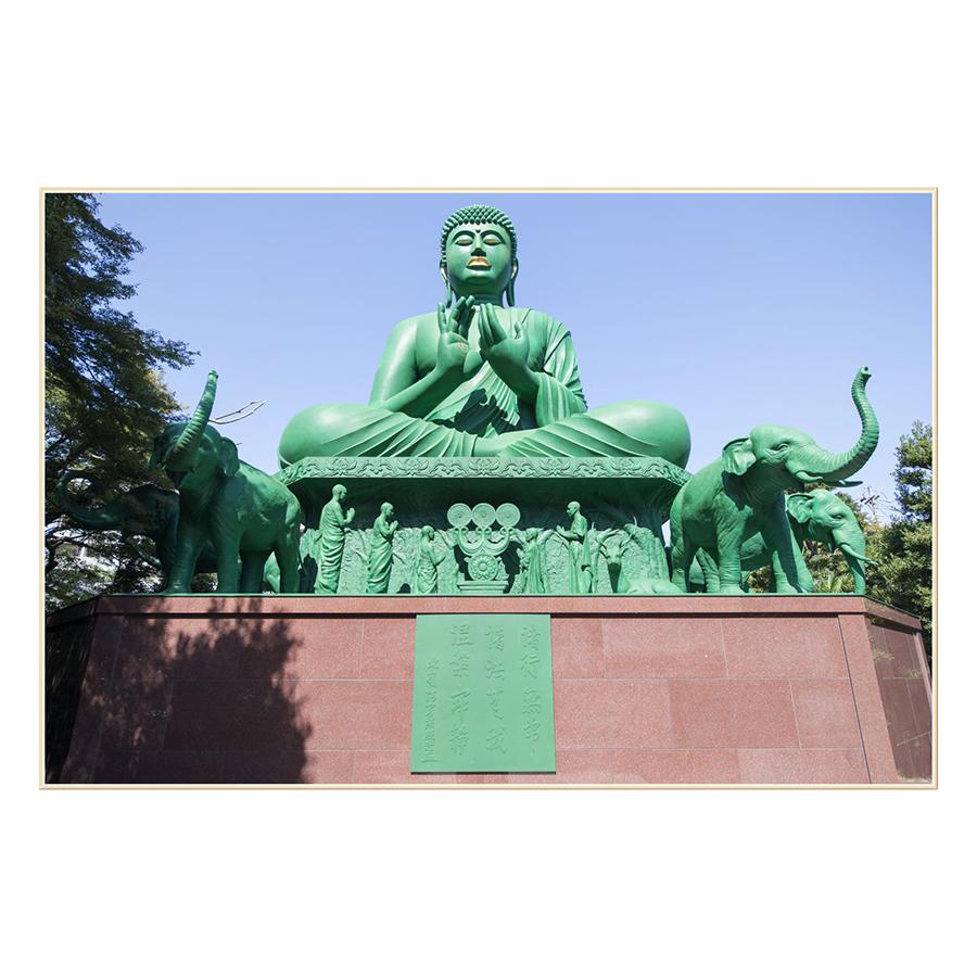 Tranh Phật Giáo Dán Tường - Mã 10