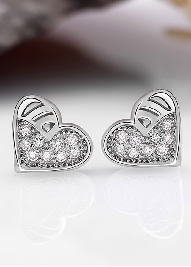 Bông tai bạc Little Heart EROPI - 15616969 , 6619430229505 , 62_26087431 , 395000 , Bong-tai-bac-Little-Heart-EROPI-62_26087431 , tiki.vn , Bông tai bạc Little Heart EROPI