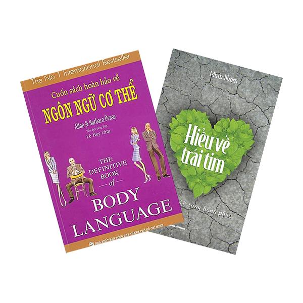 Combo Cuốn Sách Hoàn Hảo Về Ngôn Ngữ Cơ Thể - Body Language + Hiểu Về Trái Tim (2 cuốn) - 1869858 , 1034599952005 , 62_14197825 , 318000 , Combo-Cuon-Sach-Hoan-Hao-Ve-Ngon-Ngu-Co-The-Body-Language-Hieu-Ve-Trai-Tim-2-cuon-62_14197825 , tiki.vn , Combo Cuốn Sách Hoàn Hảo Về Ngôn Ngữ Cơ Thể - Body Language + Hiểu Về Trái Tim (2 cuốn)