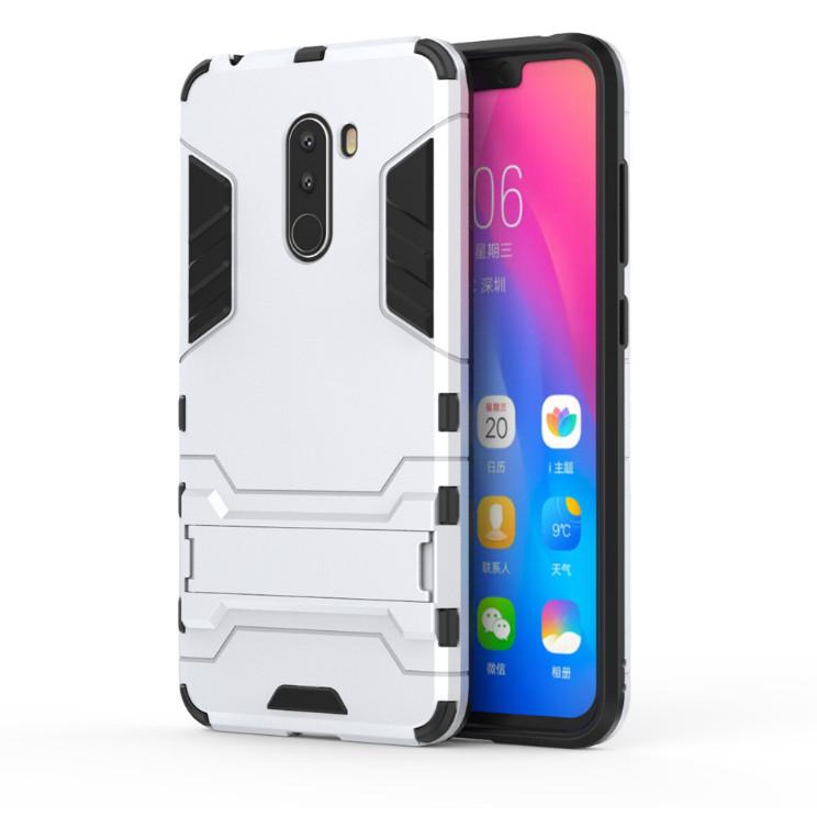 Ốp lưng chống sốc Iron cho Xiaomi Pocophone F1