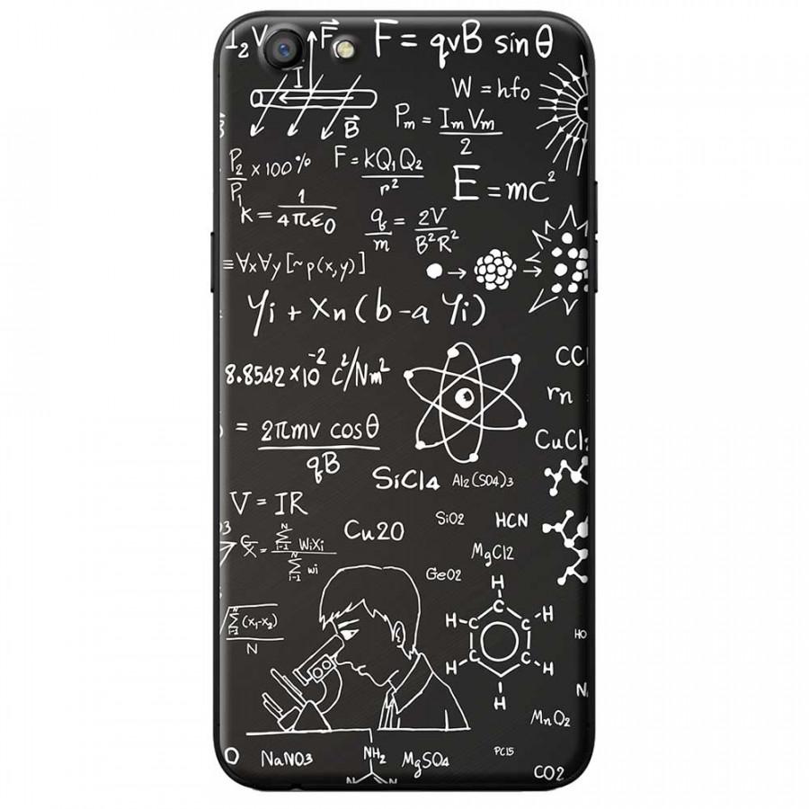 Ốp lưng dành cho Oppo A71 mẫu Hóa học