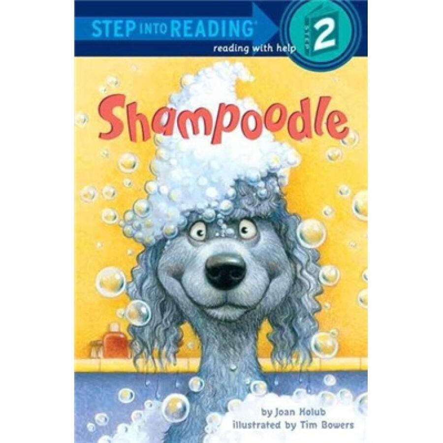 Shampoodle (Step into Reading, Step 2) - 1243067 , 2845672335122 , 62_5290495 , 108000 , Shampoodle-Step-into-Reading-Step-2-62_5290495 , tiki.vn , Shampoodle (Step into Reading, Step 2)