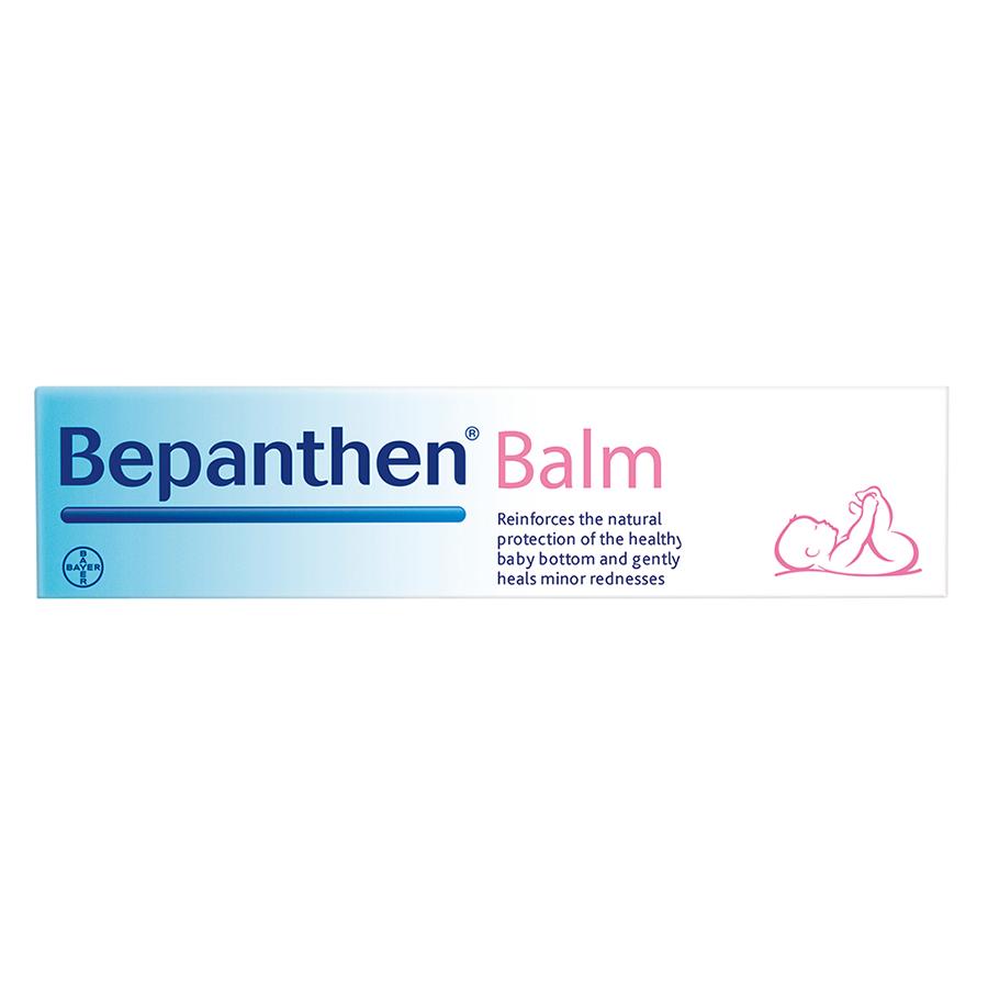 Kem Mỡ Chống Hăm Bepanthen Balm (30g)