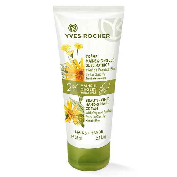 Kem Dưỡng Da Tay Và Móng Tay Beautifying Hand  Nail Cream Yves Rocher (75 ml) - 768830 , 2679879175348 , 62_10075039 , 259000 , Kem-Duong-Da-Tay-Va-Mong-Tay-Beautifying-Hand-Nail-Cream-Yves-Rocher-75-ml-62_10075039 , tiki.vn , Kem Dưỡng Da Tay Và Móng Tay Beautifying Hand  Nail Cream Yves Rocher (75 ml)
