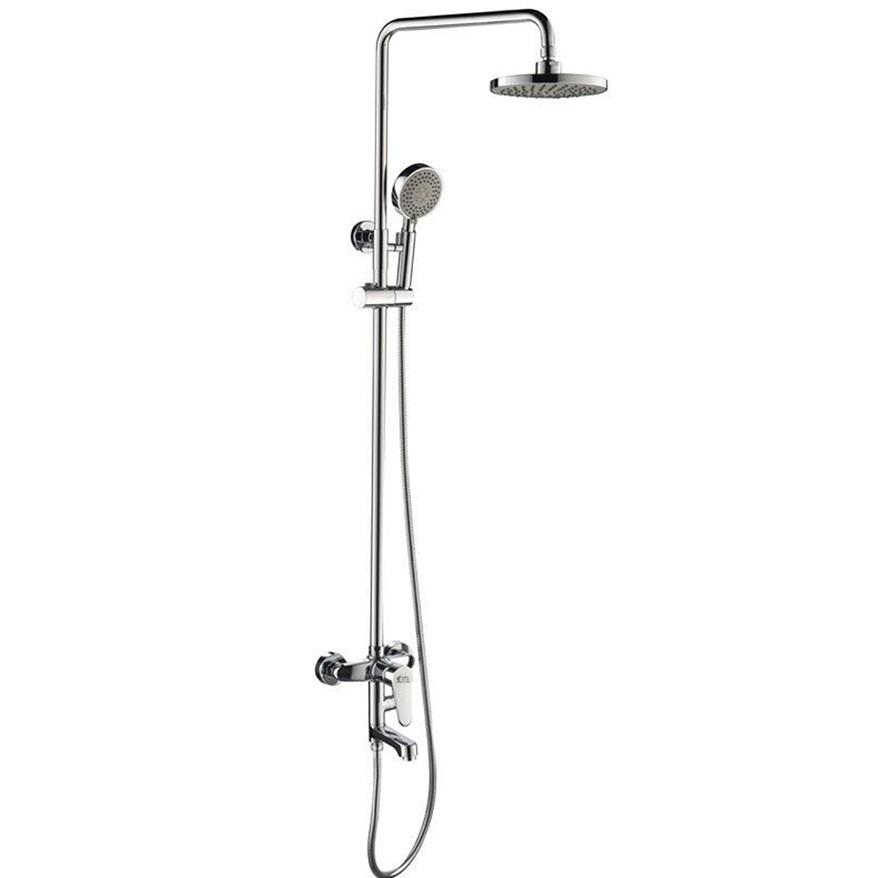 Sen bộ tắm đứng nóng lạnh Eurolife EL-S904 (Trắng bạc) - 9458016 , 2391345333259 , 62_2703163 , 4560000 , Sen-bo-tam-dung-nong-lanh-Eurolife-EL-S904-Trang-bac-62_2703163 , tiki.vn , Sen bộ tắm đứng nóng lạnh Eurolife EL-S904 (Trắng bạc)