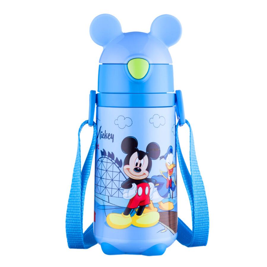 Bình Nước Trẻ Em Kèm Ống Hút Disney (380ml) - 1668739 , 7909754817052 , 62_9226308 , 388000 , Binh-Nuoc-Tre-Em-Kem-Ong-Hut-Disney-380ml-62_9226308 , tiki.vn , Bình Nước Trẻ Em Kèm Ống Hút Disney (380ml)