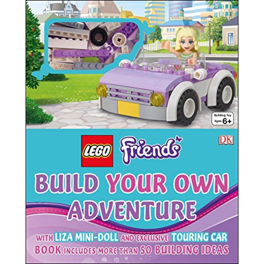 LEGO? Friends Build Your Own Adventure - 1231024 , 8242240018717 , 62_5251443 , 496000 , LEGO-Friends-Build-Your-Own-Adventure-62_5251443 , tiki.vn , LEGO? Friends Build Your Own Adventure