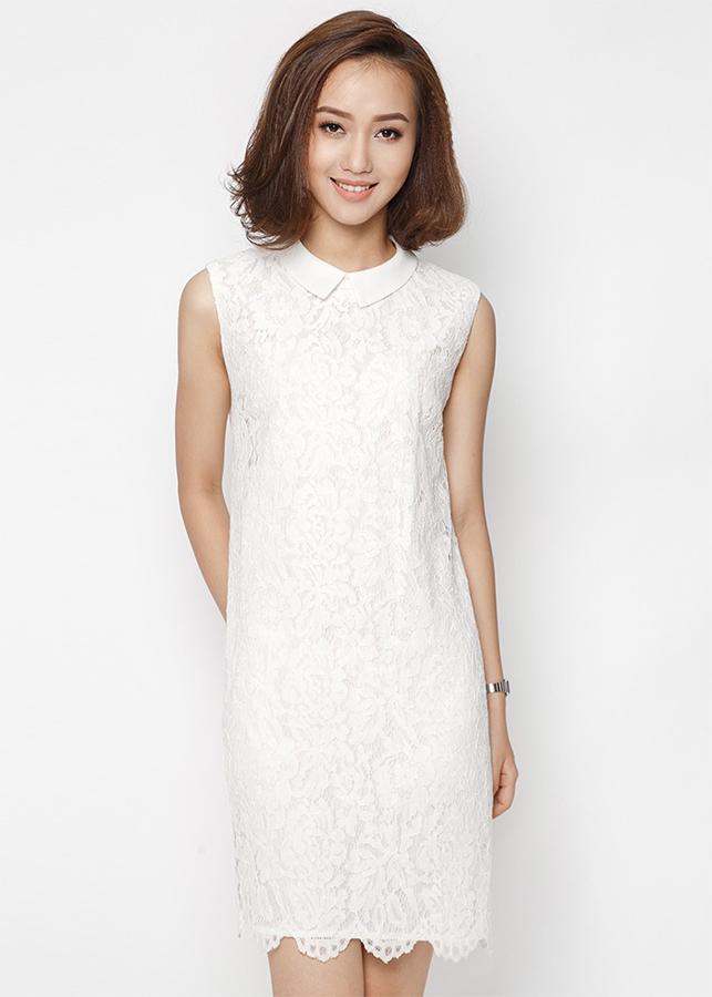 Đầm Suông Nữ Ren De Leah