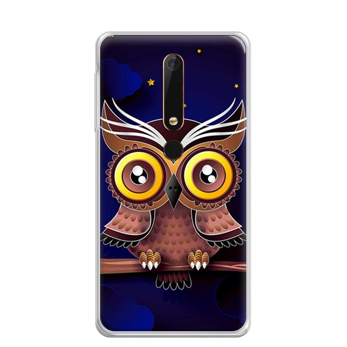 Ốp Lưng Dẻo Cho Điện Thoại Nokia 6 2018 - 0169 GLOSBE - 788768 , 7875021146418 , 62_12295000 , 200000 , Op-Lung-Deo-Cho-Dien-Thoai-Nokia-6-2018-0169-GLOSBE-62_12295000 , tiki.vn , Ốp Lưng Dẻo Cho Điện Thoại Nokia 6 2018 - 0169 GLOSBE