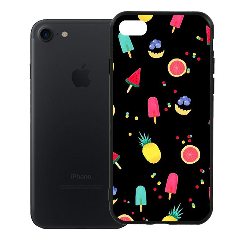 Ốp Lưng Viền TPU Cao Cấp Dành Cho iPhone 7 - Summer 02