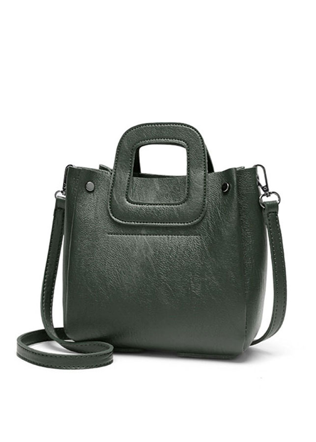 Túi đeo chéo nữ da sáp NN-502 phong cách Hàn Quốc