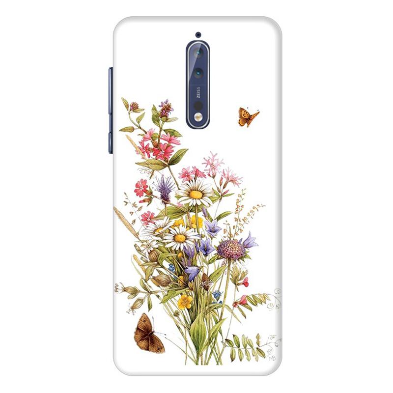 Ốp Lưng Cho Nokia 8 - Mẫu 1