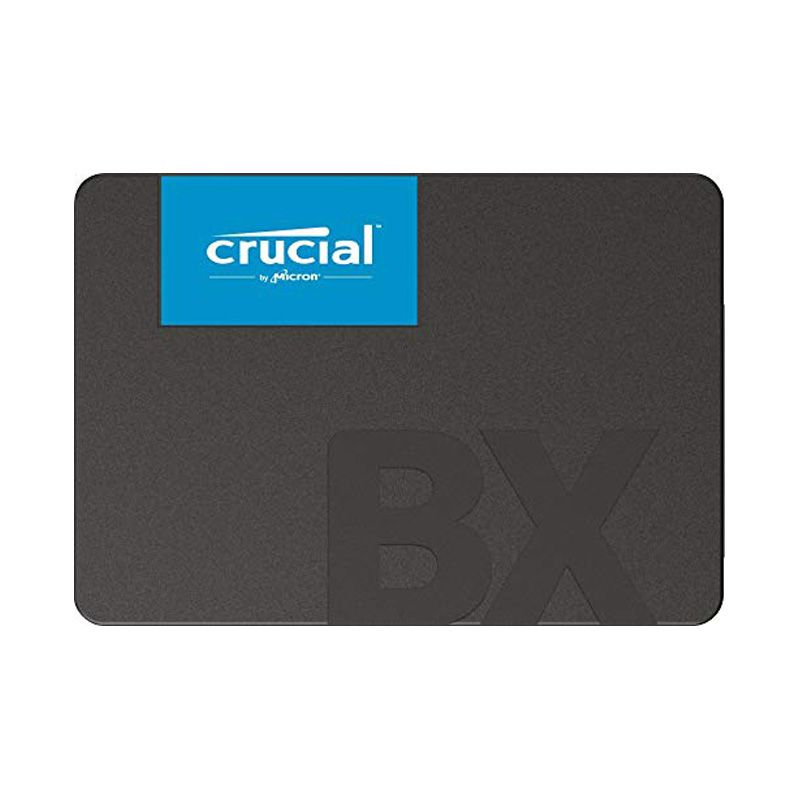 Ổ cứng SSD Crucial BX500 3D NAND SATA III 2.5 inch 120GB CT120BX500SSD1 - Hãng Chính Hãng