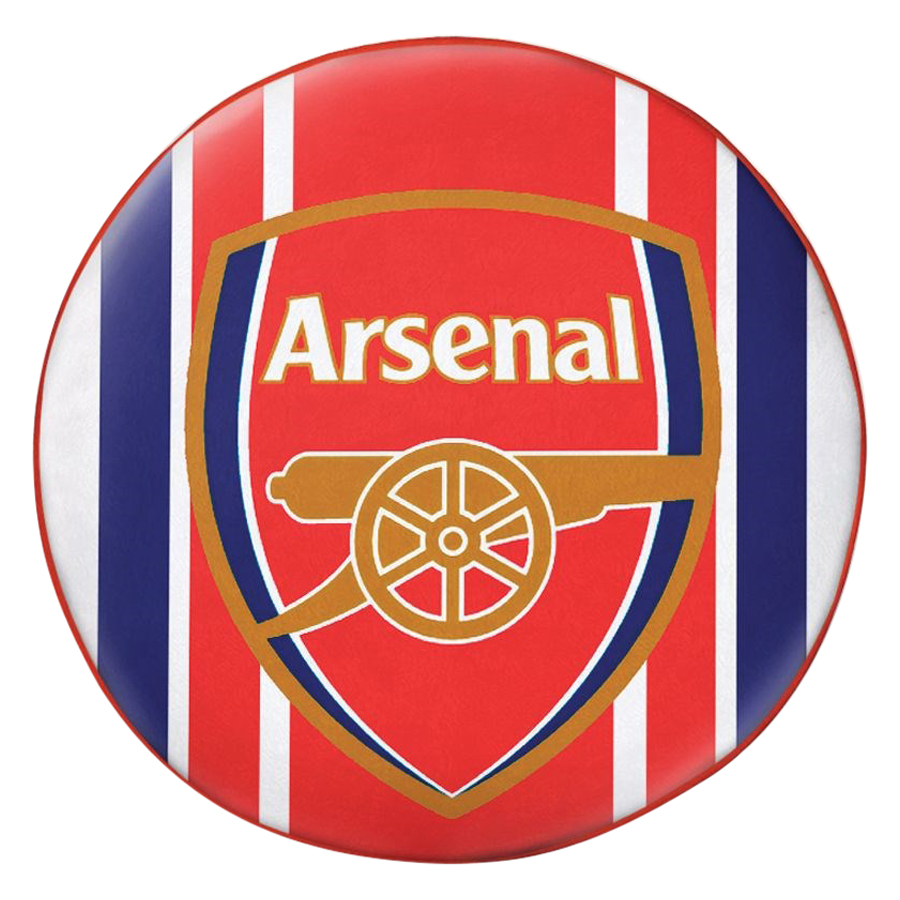 Gối Ôm Tròn Arsenal GOST002