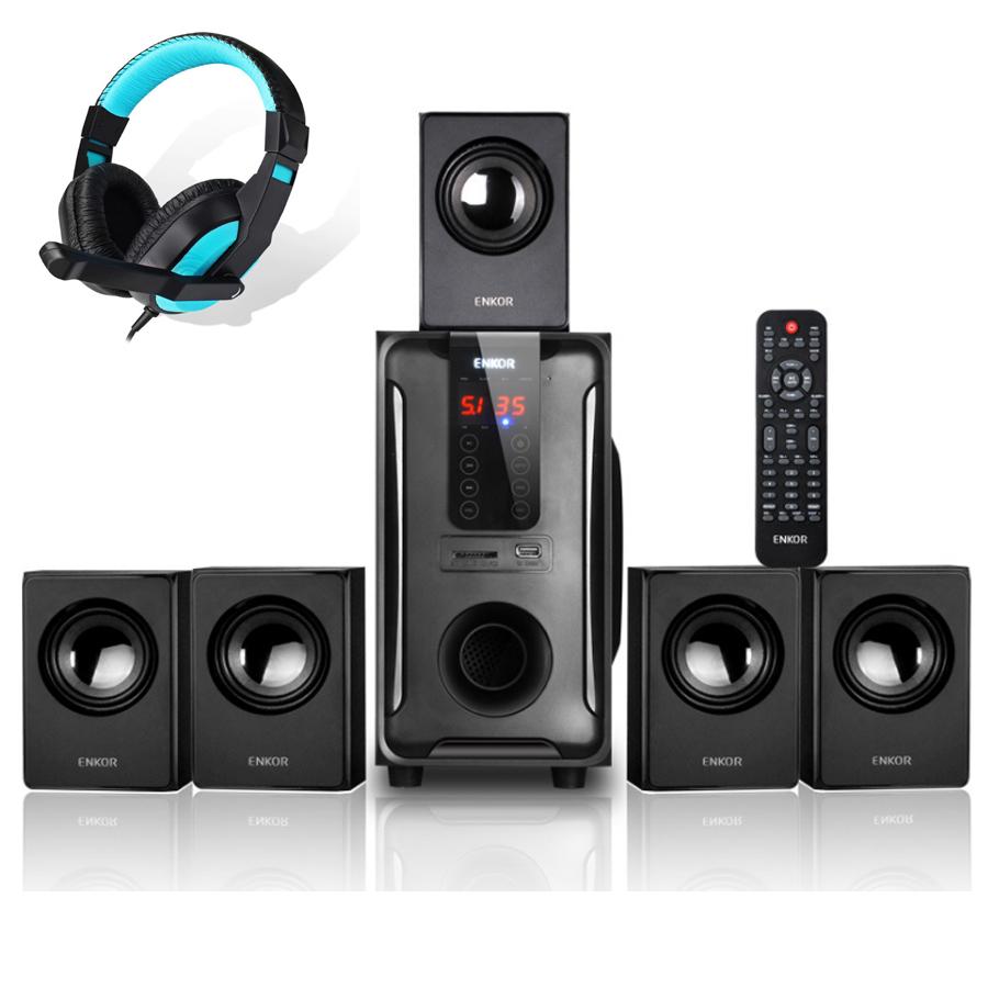Combo Dàn Loa Gia Đình Cao Cấp 5.1 H3811B Kết Nối 3.5mm/Bluetooth/USB/SD card/Radio + Tặng Tai Nghe Chụp Tai - 782148 , 5511135394131 , 62_11732066 , 3000000 , Combo-Dan-Loa-Gia-Dinh-Cao-Cap-5.1-H3811B-Ket-Noi-3.5mm-Bluetooth-USB-SD-card-Radio-Tang-Tai-Nghe-Chup-Tai-62_11732066 , tiki.vn , Combo Dàn Loa Gia Đình Cao Cấp 5.1 H3811B Kết Nối 3.5mm/Bluetooth/USB/