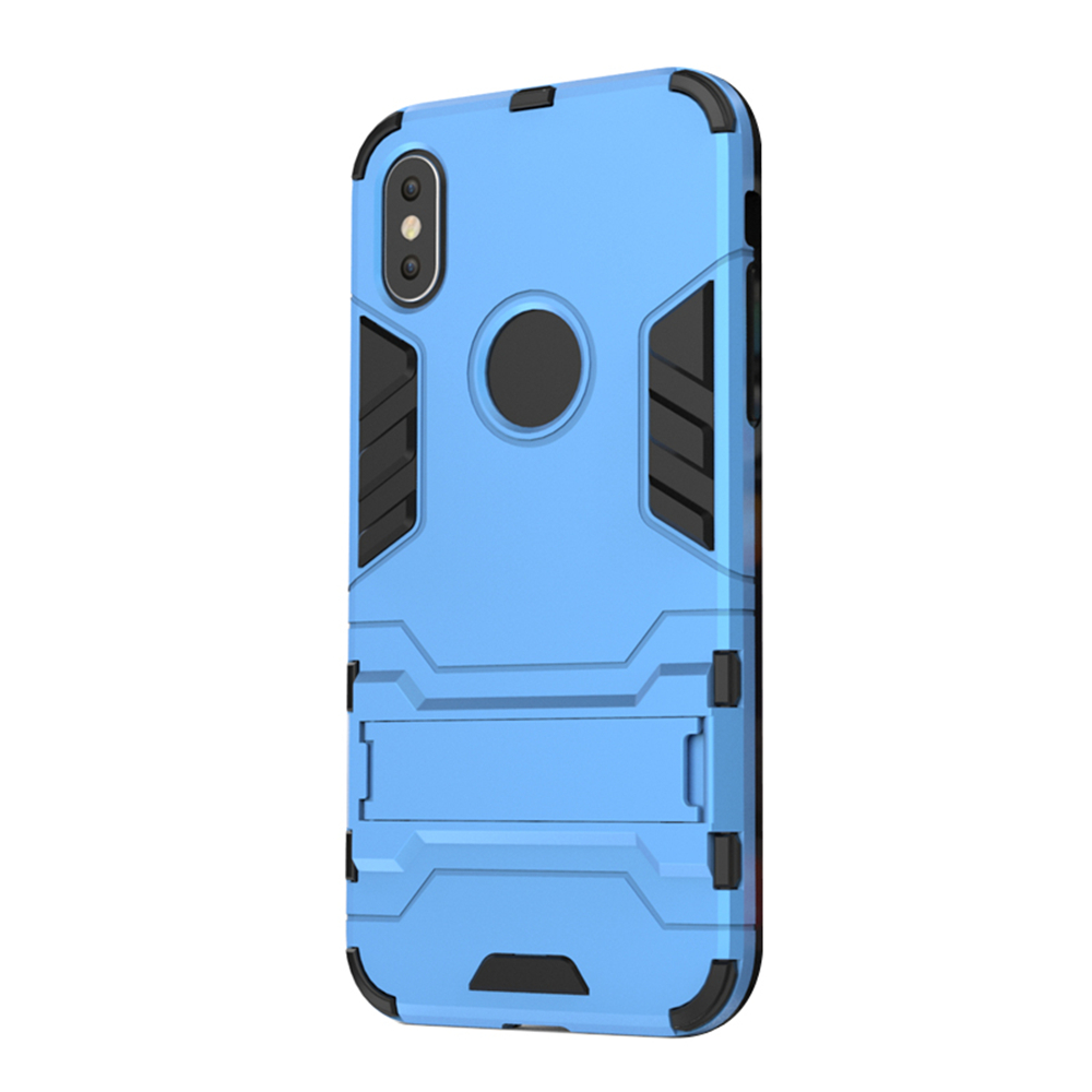 Case for iPhone X with Stand Back Cover Solid Colored Hard PC - 16628313 , 8370639734747 , 62_27192205 , 144000 , Case-for-iPhone-X-with-Stand-Back-Cover-Solid-Colored-Hard-PC-62_27192205 , tiki.vn , Case for iPhone X with Stand Back Cover Solid Colored Hard PC