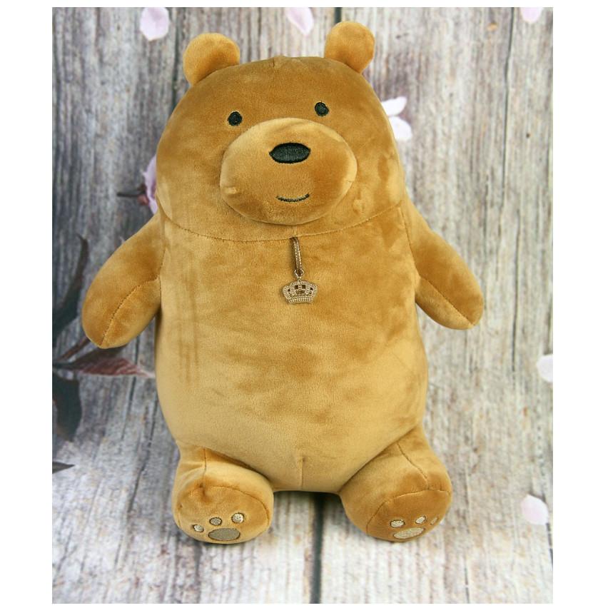 Gấu Bông Oenpe Pooh Béo Siêu Dễ Thương Cho Các Bé